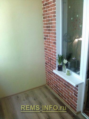 Ремонт на балконе своими руками ремонт балкона и лоджии..