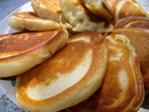 Диетические оладьи на кефире: нежирных калорийность, сколько калорий по Дюкану, оладушек пышных рецепт