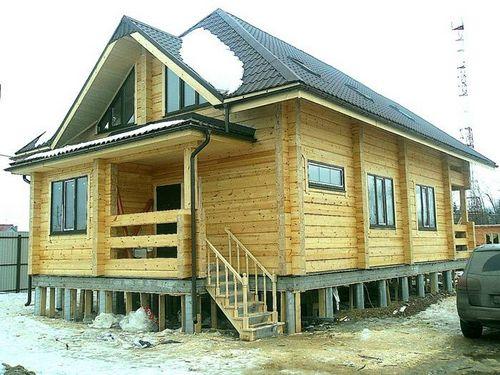 Дом своими руками плюсы и минусы