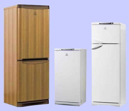 холодильники индезит специфика холодильной техники марки Indesit