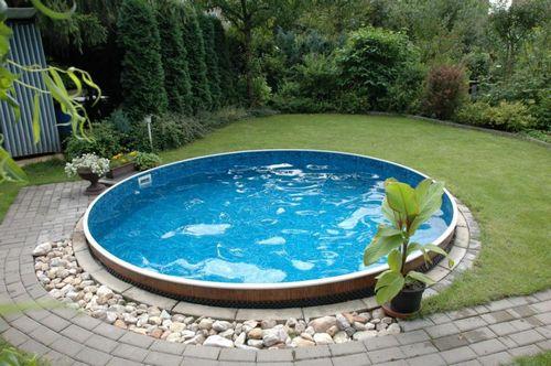 Как построить бассейн своими руками инструкция