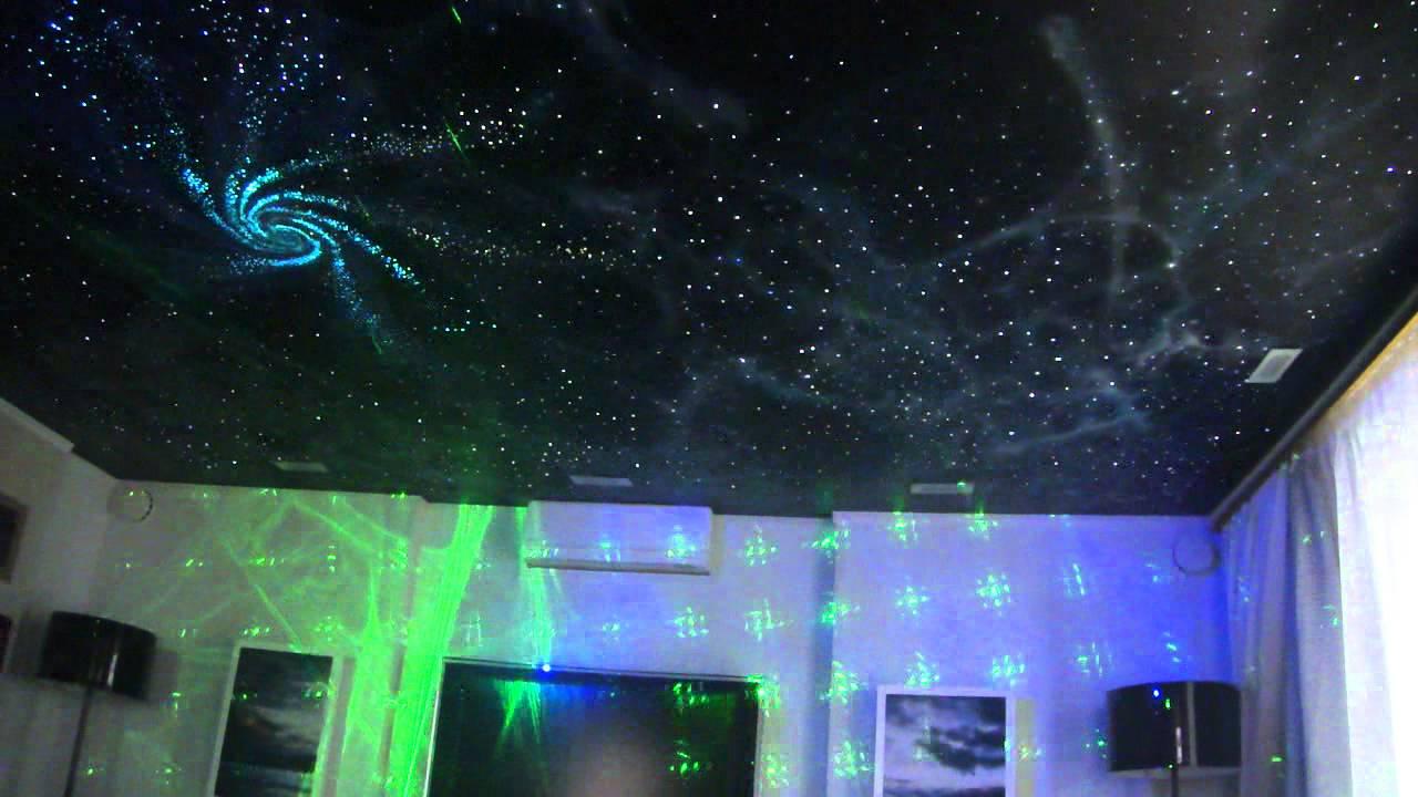 Как сделать звездный потолок своими руками фото 937