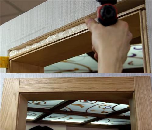 Как своими руками установить раздвижную межкомнатную дверь 70